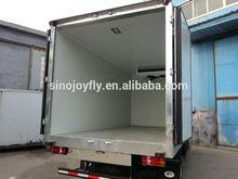 refrigerated truck bodyTruck fiberglass truck box body/dry cargo fiberglass truck body