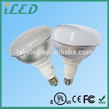 UL&CE 13 watt 1150lm led recessed light bulb br40 dimmable indoor energy saving 2700K