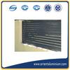 slat fence aluminium/ slat fencing aluminium