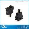 High quality UL ENEC approved t105 IP44 rocker switch 16a 125v 16a 250v