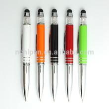 Colorful & High quality Best light pen,promotional pen,Led pen