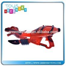 16 inch animal shape water gun toys dinosaur water gun
