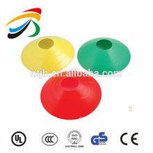 Plastic Soccer Training Plate Marker cones Football Training Equipment soccer equipment