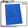 Luxury for iPad Flip Leather Case, handcraft Leather Case for iPad 2/3/4