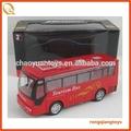 Venda quente 1:43 escala modelo de metal brinquedo brinquedo ônibus mini ônibus para venda pb65046812-1