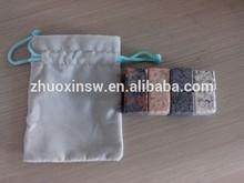 Best whiskey stones great gift for men rocks in an elegant pouch