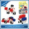 30pcs plastic preschool building blocks toy
