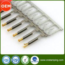 Professional pcb terminal pin,auto female terminal pin,hollow connector terminal pins