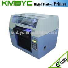 a3 size uv led cmyk digital color printing machine price
