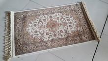 Non woven polyester printed muslim prayer mat