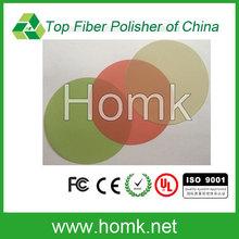 1u fiber optic polishing film