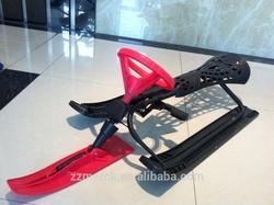 outdoor sports ski sledge mini snowmobile for kids