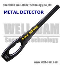 professionale ad alta sensibilità superwand metal detector lungo raggio e profondo terra metal detector