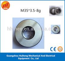 With certification M35*3.5-8g Metric Thread Ring Gauge&measuring & gauging tools