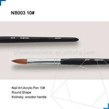 Nail Art Acrylic Pen, Nail Art Acrylic Brush,Kolinsky Nail Art Brush