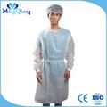 hospital descartáveis roupa vestido de paciente
