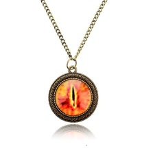 Dragon Eye Pendant Necklaces Available in Earring Bracelet and Rings