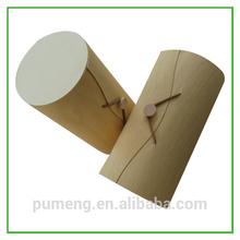 Customized Wooden Bark box for pen or key