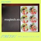 Promotional Gift lovely art paper fridge magnet