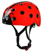 New developed beatle in-mold kids bike helmet, ce approved animals kids helmet