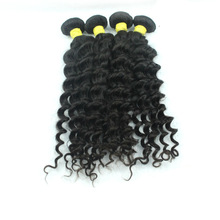 Top grade virgin human fascination curl hair