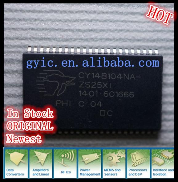 CY14B104NA-ZS25XI