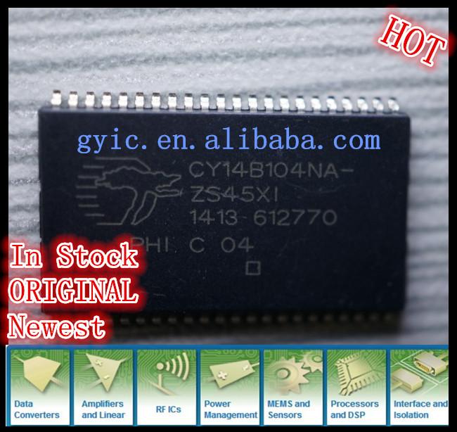 CY14B104NA-ZS45XI