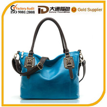 Hotest fashion leather ladies hand bag for ladies