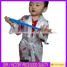 Novo design do chinês fabricante crianças por atacado vestido kimono robe CK02