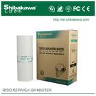 compatible riso duplicator master roll RZ/RV/EZ