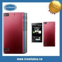 Factory price Dark color series back pc cover For BlackBerry Z3 Case