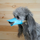 High Quality Adjustable Duckbilled Design Ultra Soft Silicone Pet Dog Muzzle Items