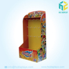 Beautiful Cardboard hook display case for Child's Toys