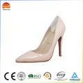 Damas Profesión de lujos tacones altos 2014 hermosa elegante tacón alto vestido zapato