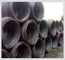 hot rolled high quality wire rod steel coils made in china