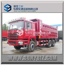 shacman 8x4 380hp 40t camions lourds pour la vente