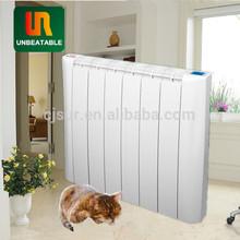 Freestanding Aluminum Panel Electrical Portable Heater 1200W