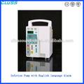 Marca CE de alta qualidade bomba de infusão intravenosa CLS-SP08