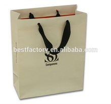 Big discount-matt chrome paper bag 1409