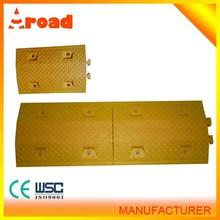 High strength plastic ramps