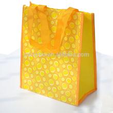 Laminate non woven shopping tote bags