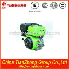 tianzhong cheap 5.0hp vertical gasoline engine shandong china coal for generator
