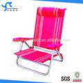 Plage de chaise avec ajustable dossier