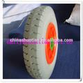 Roue en caoutchouc/pneu brouette/wagon wheel
