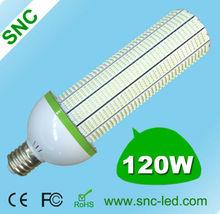 recyclable waste corn cob lamp 120w Corn Light Bulb having impact resistance