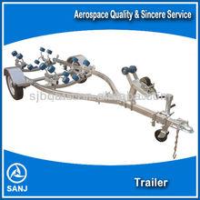 SANJ custom jet ski trailer with Low price for sale