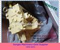 Partes excavadora del bloque hidráulico de la válvula, la válvula ass'y 723-46-20502