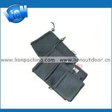 customized size mesh bags with string for protable power source