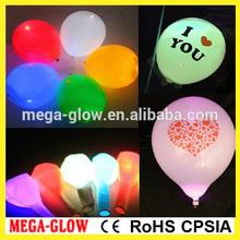 Custom wedding favor fancy LED ballon