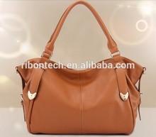 2015 Fashion Genuine Leather shopping Women's Handbags